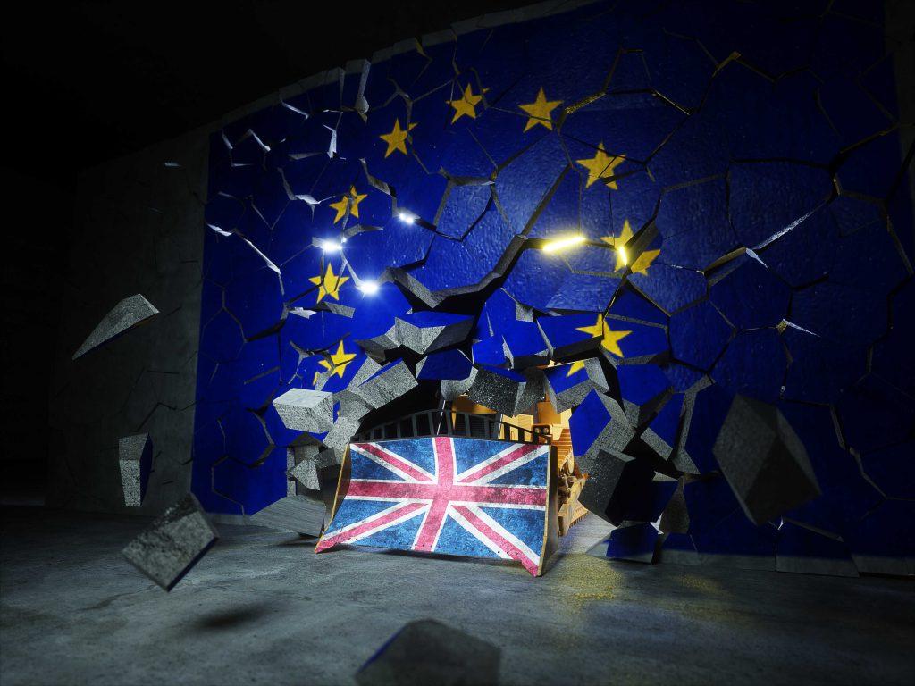 Co Brexit zmienił w transporcie międzynarodowym do Wielkiej Brytanii